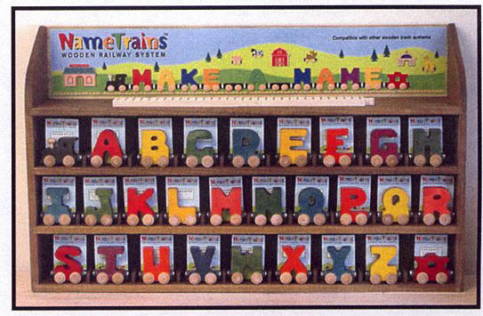 Product Highlight - Maple Landmark Wood Toys