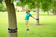 Load image into Gallery viewer, 50' Slackers Slackline Classic Set
