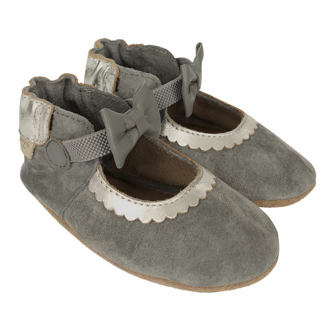 Keeping it Classy - 6-12 months Soft Sole Shoes