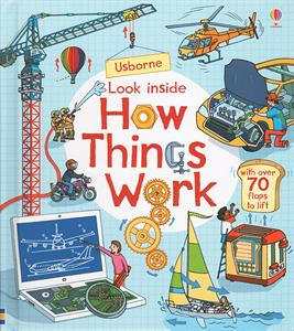 Look Inside How things Work Book