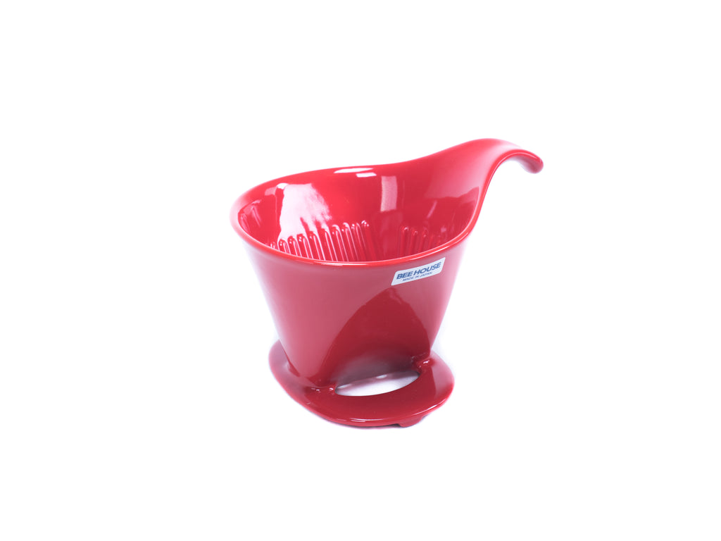 Bee House Dripper - Large - Red