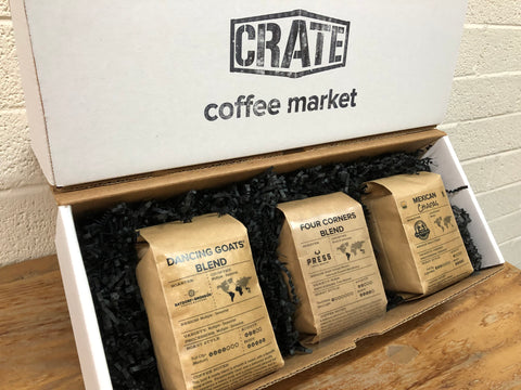 Coffee Explorer Package
