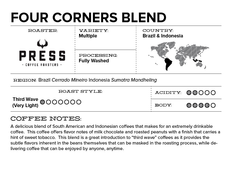 Four Corners Blend