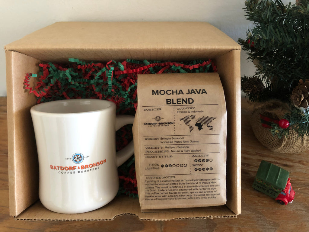 Mug & Coffee Holiday Package