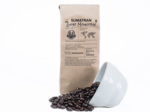 Sumatran Gayo Mountain