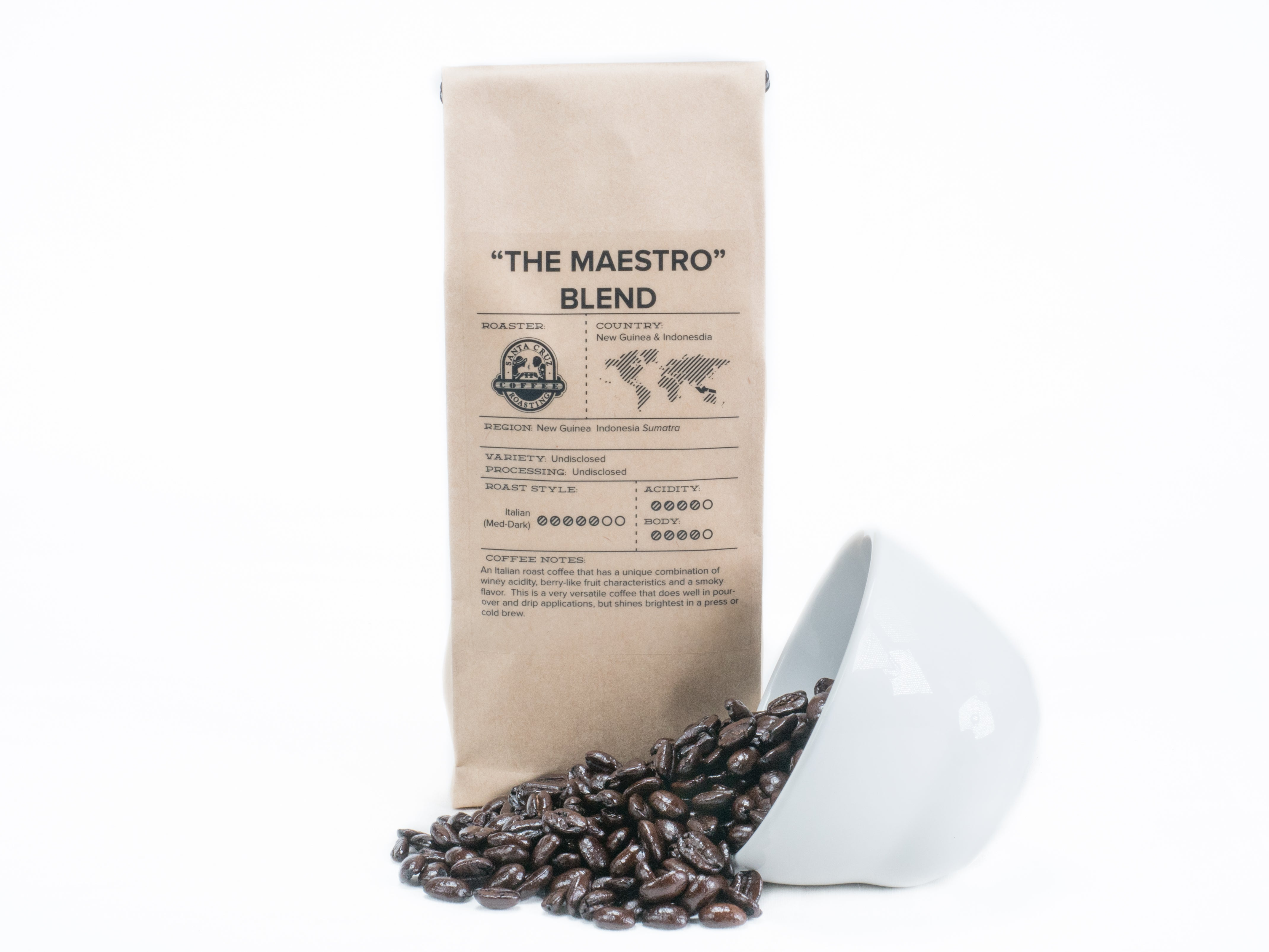 """The Maestro"" Blend"