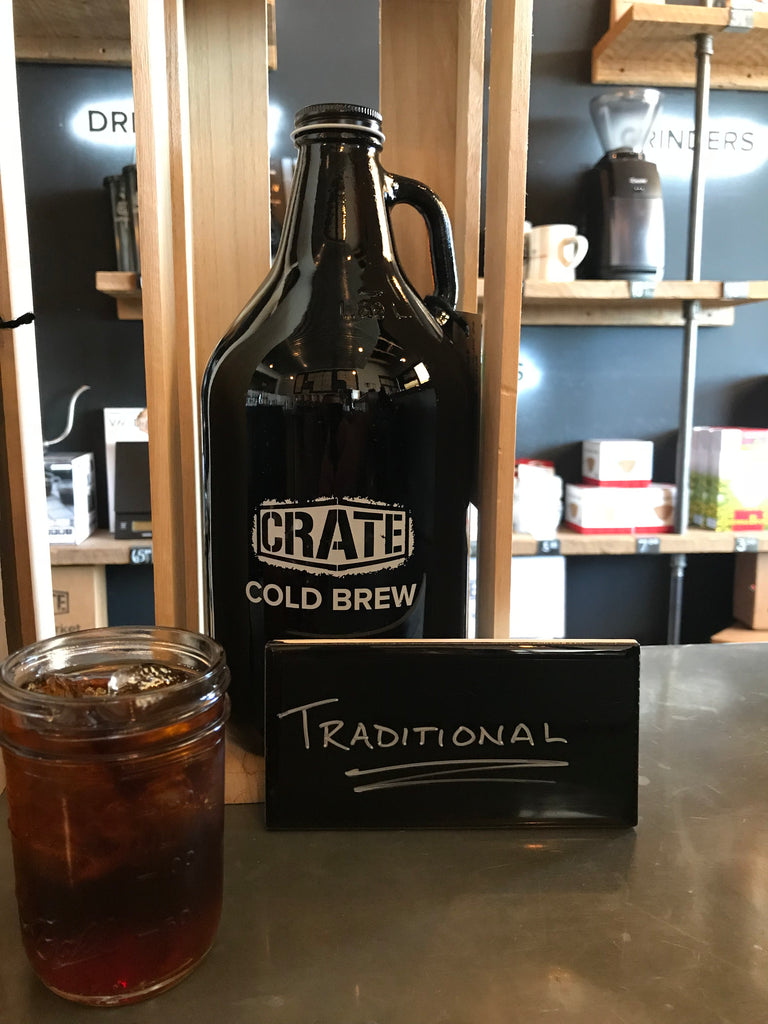 Traditional Cold Brew - 64 fl oz Growler