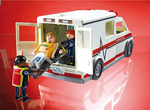 Playmobil Ambulancia de Rescate