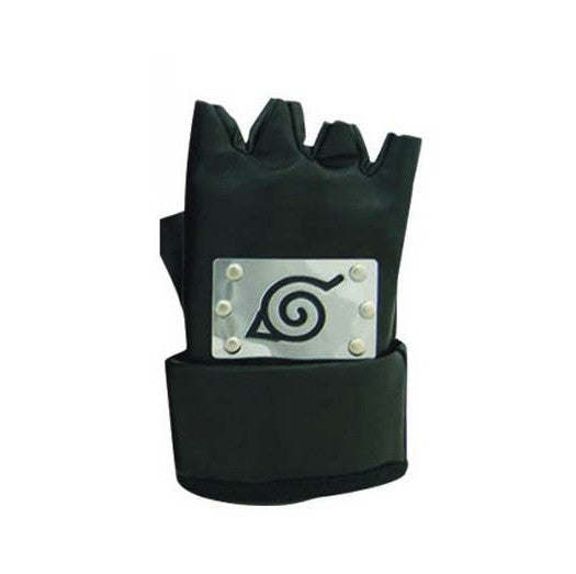 Naruto Cosplay Accessories - Hatake Kakashi Konoha Gloves
