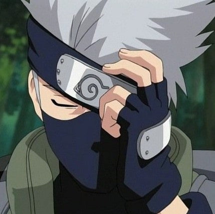 Naruto Cosplay Accessories - Hatake Kakashi Konoha Gloves - AnimePond