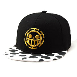 One Piece Baseball Cap Trafalgar Law - AnimePond
