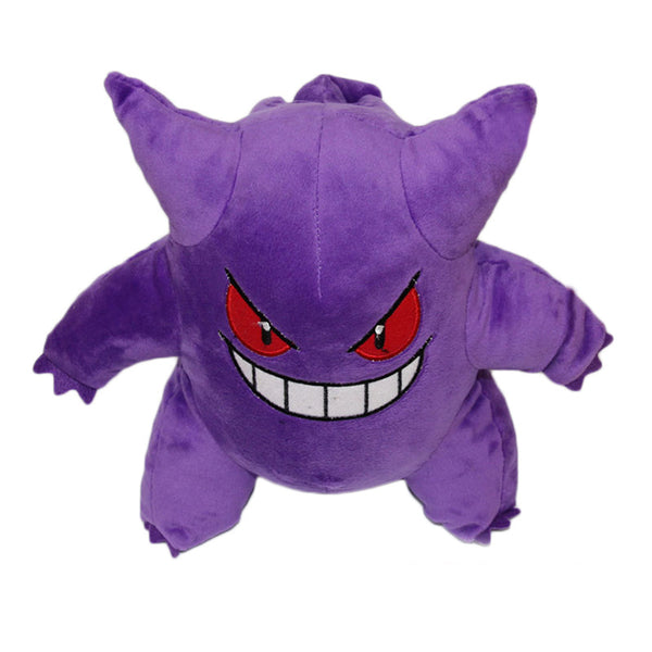 Large Pokemon Plush - Gengar Plush Toy