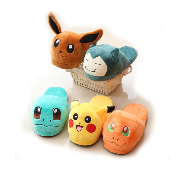 Pokemon Slippers / House Shoes
