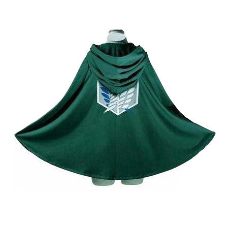 Attack on Titan Cosplay Cloak - AnimePond