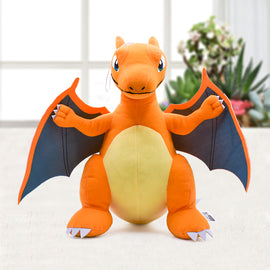 Large Charizard Plush Toy - Pokemon Plushie