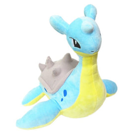 Large Pokemon Plush Lapras