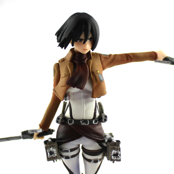Attack On Titan Mikasa Action Figure - AnimePond