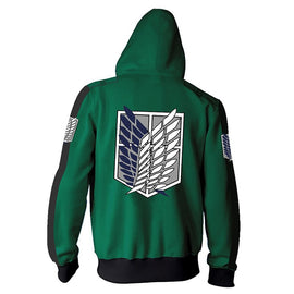 Attack on Titan Wings of Freedom Hoodie