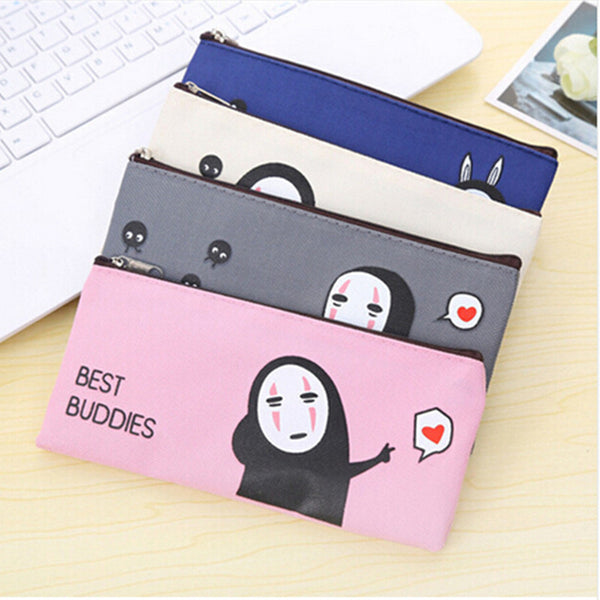 Spirited Away -  No Face Pencil Case - AnimePond
