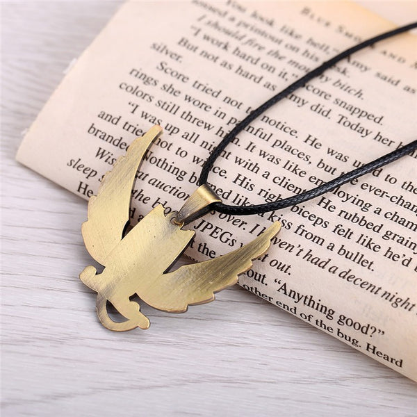 Fairy Tail - Happy Bronze Pendant