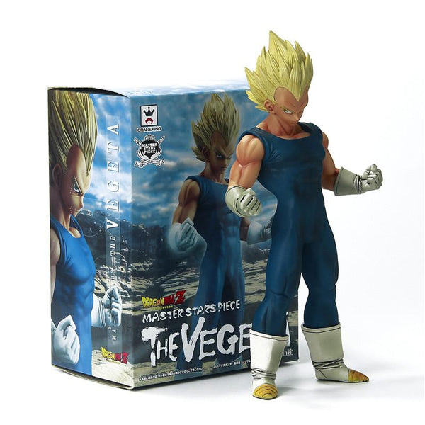 Dragon Ball Z Vegeta Super Saiyan Action Figure - AnimePond