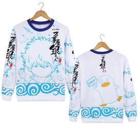 Gintama Long Sleeve Sweatshirt