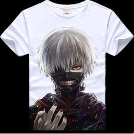 Tokyo Ghoul T shirt for women and men - AnimePond