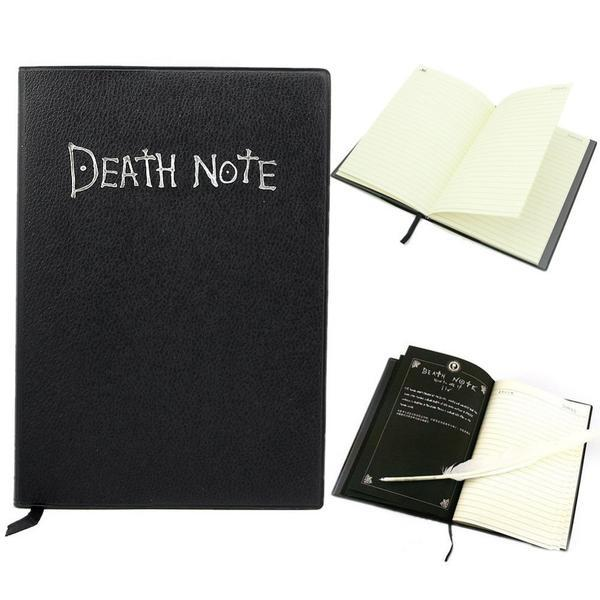 Death Note Notebook - AnimePond