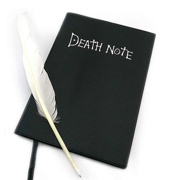 Death Note Notebook Cosplay - AnimePond