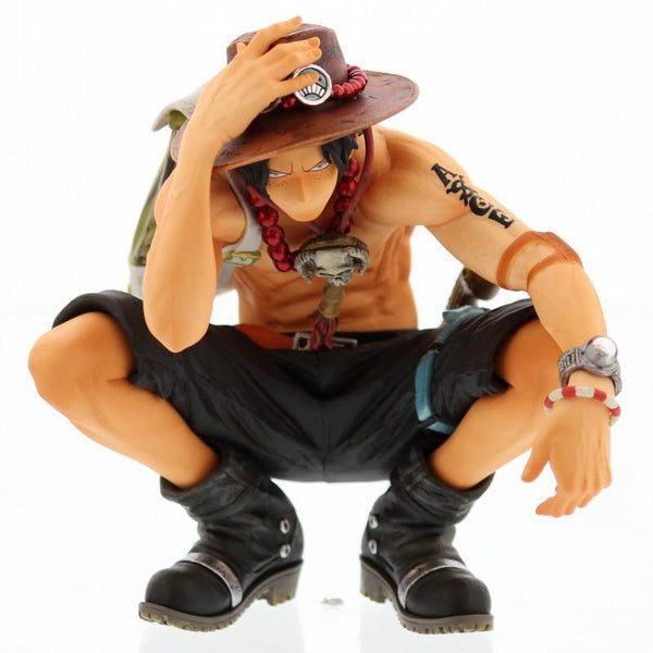 One Piece Portgas D Ace PVC Action Figure - AnimePond