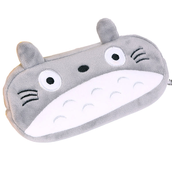 My Neighbor Totoro Plush Pencil Bag - AnimePond