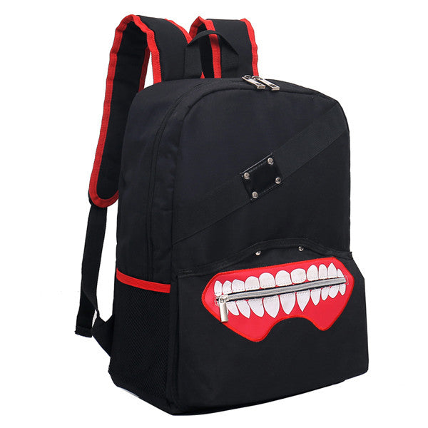 Tokyo Ghoul Backpack Double Shoulder Bag - AnimePond