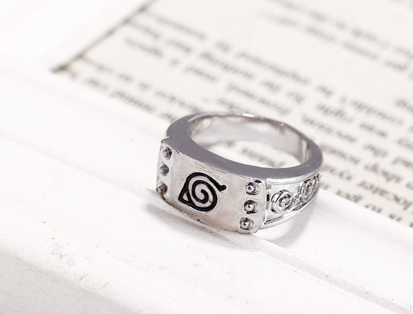 Naruto Leaf Ring - AnimePond