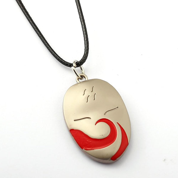 Naruto Necklace Shadow Kakashi - AnimePond