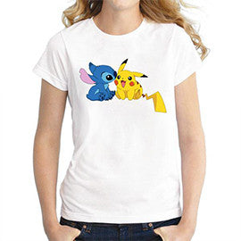 Pokemon Go Women T Shirt - AnimePond