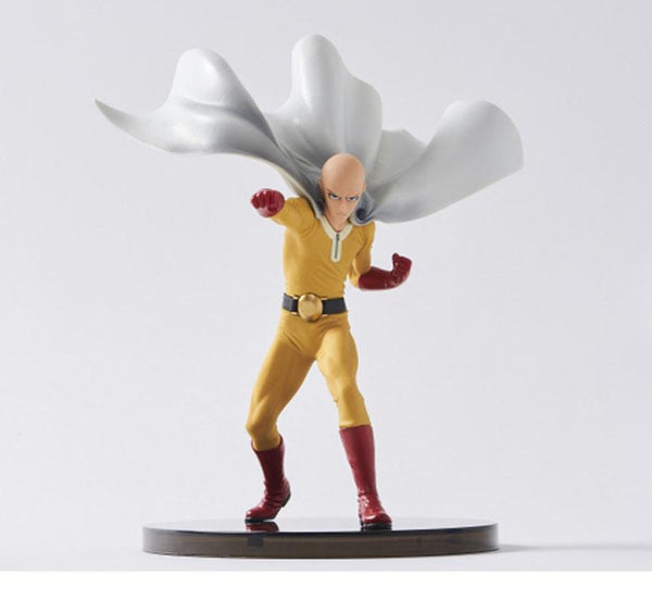 One Punch Man Saitama Action Figure - AnimePond