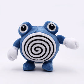 Large Pokemon Plush - Poliwhirl
