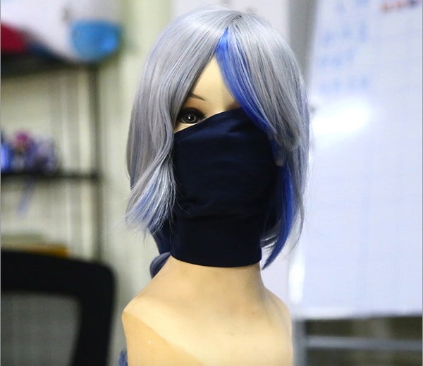 Naruto Cosplay Accessories - Kakashi Mask - AnimePond