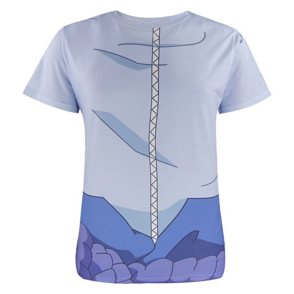Naruto Uchiha Sasuke T Shirt For Men - AnimePond