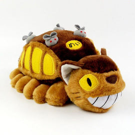 Totoro Bus Plush Toy - AnimePond