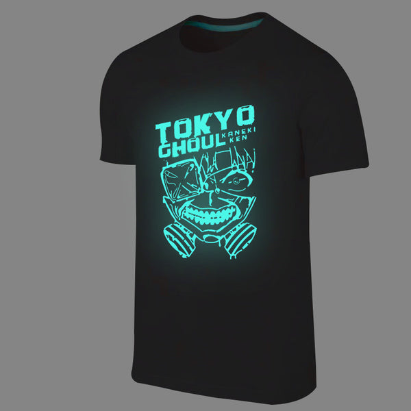 Tokyo Ghoul T Shirt - Fluorescent - AnimePond - 1