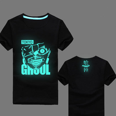 Tokyo Ghoul T Shirt - Fluorescent - AnimePond