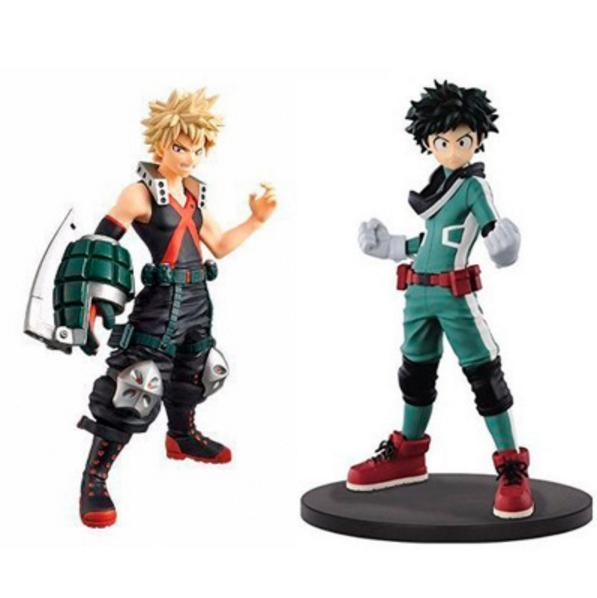 My Hero Academia PVC Action Figures - AnimePond
