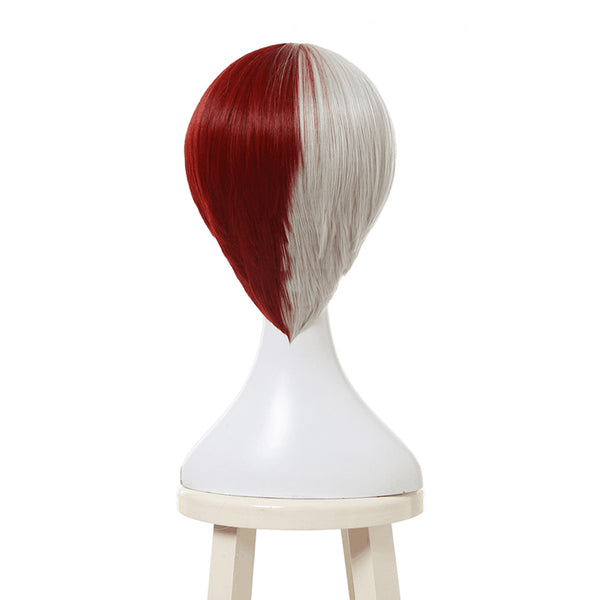 My Hero Academia Cosplay Wigs - Shouto Todoroki - AnimePond