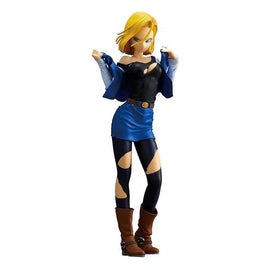 Dragon Ball Z Android 18 Lazuli Anime Action Figure - AnimePond
