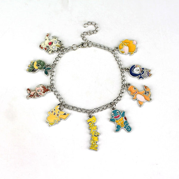 Pokemon Charm Bracelet Pokemon Go - AnimePond