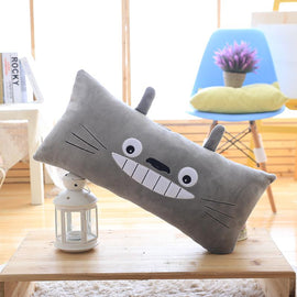 Totoro Comfortable Soft Plush Pillow - AnimePond