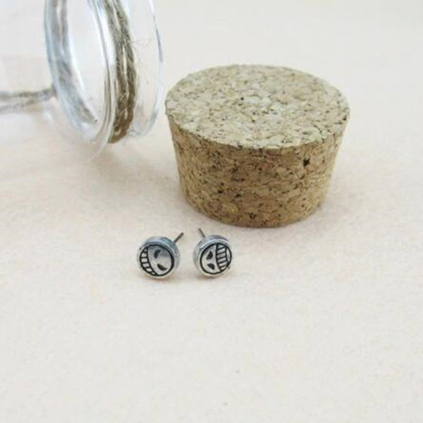 One Piece Ace Cosplay Props - Anime Earrings - AnimePond