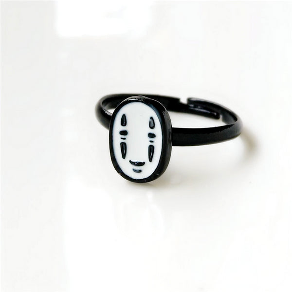 Chihiro No Face Man Ring - AnimePond