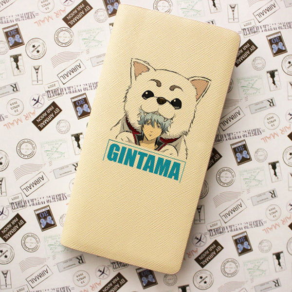 Gintama Wallet - Card Holder - AnimePond